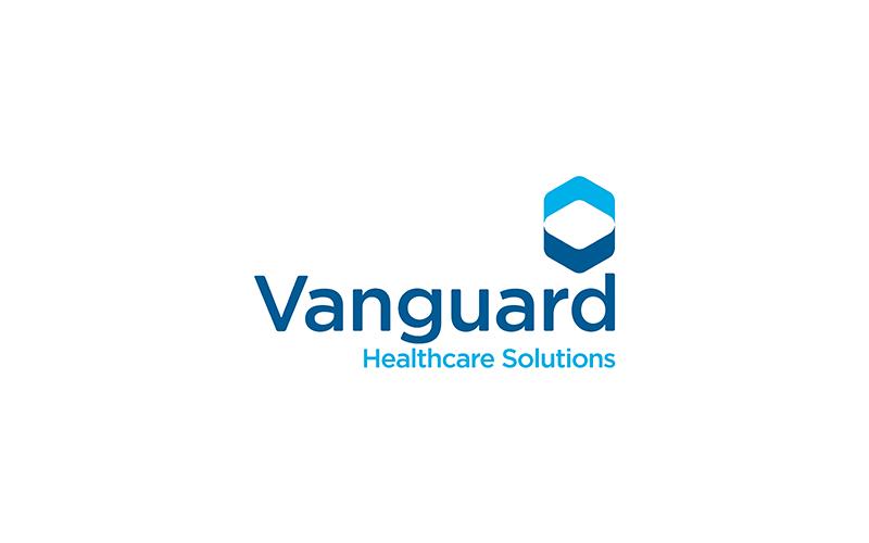 Vanguard healthcare solutions logo